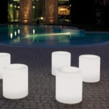 Poufs & tables basses Wow