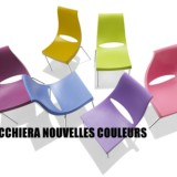 Chaise Chiacchiera (98€ HT)