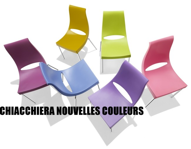 Chaise Chiacchiera 98EUR HT